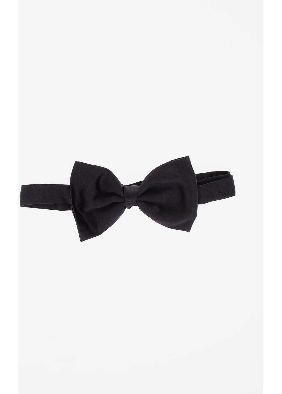 CORNELIANI CC COLLECTION Silk Bow Tie VIOLET