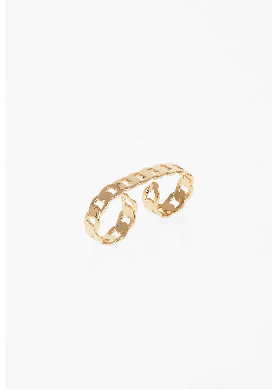 Maison Margiela MM11 Double Ring GOLD