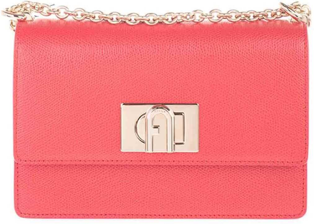Furla Furla 1927 Shoulder Bag In Red BAFKACOARE000RUB00 Red imagine b-mall.ro