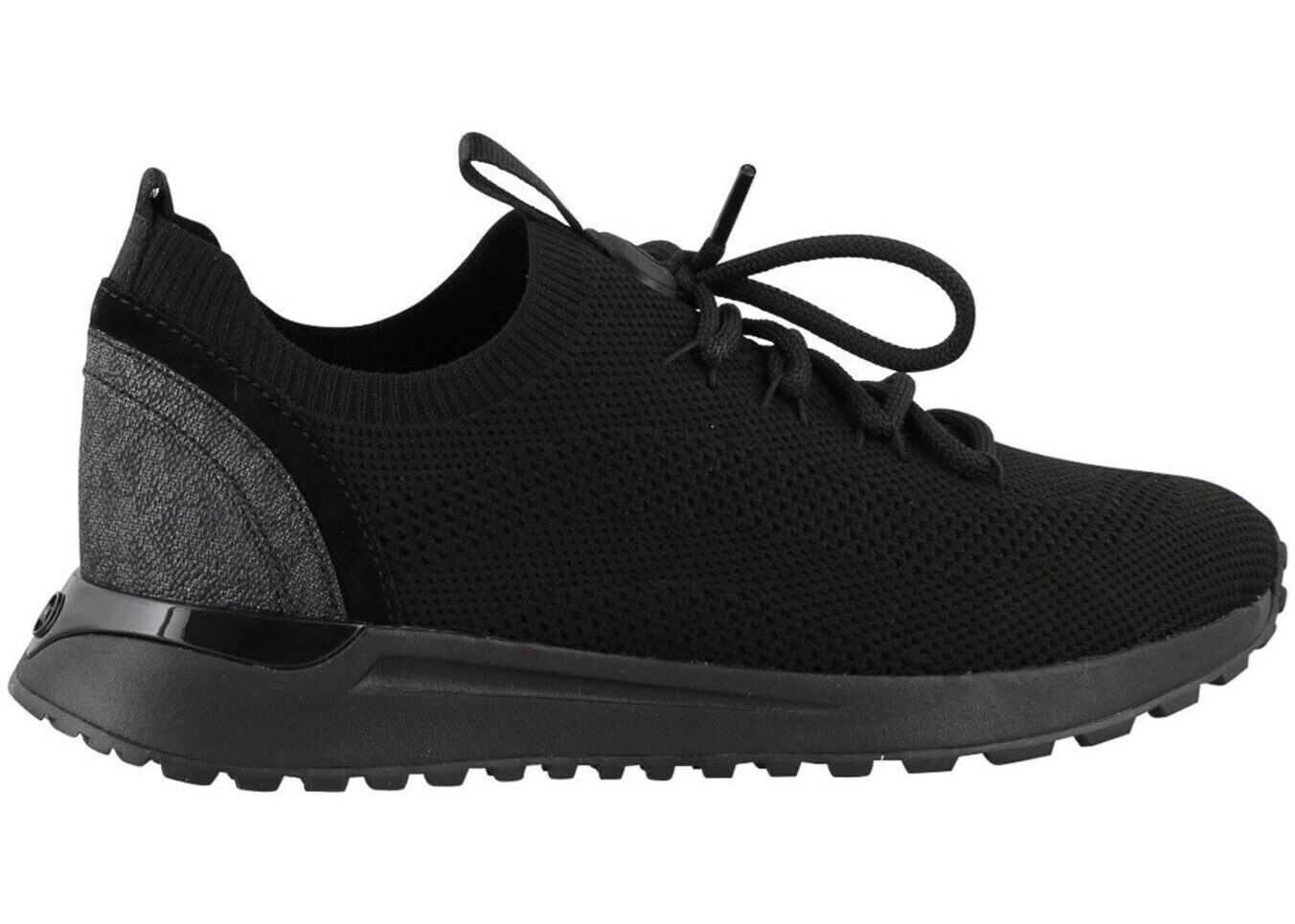 Michael Kors Bodie Sneakers In Black* Black