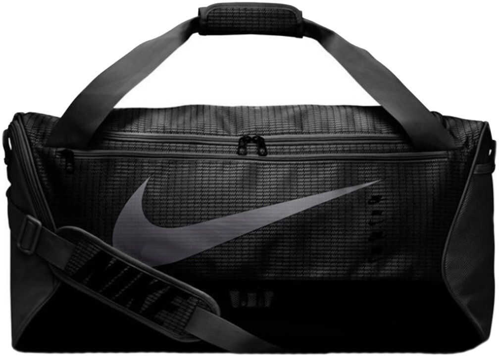 Nike Brasilia 9.0 M Black imagine b-mall.ro