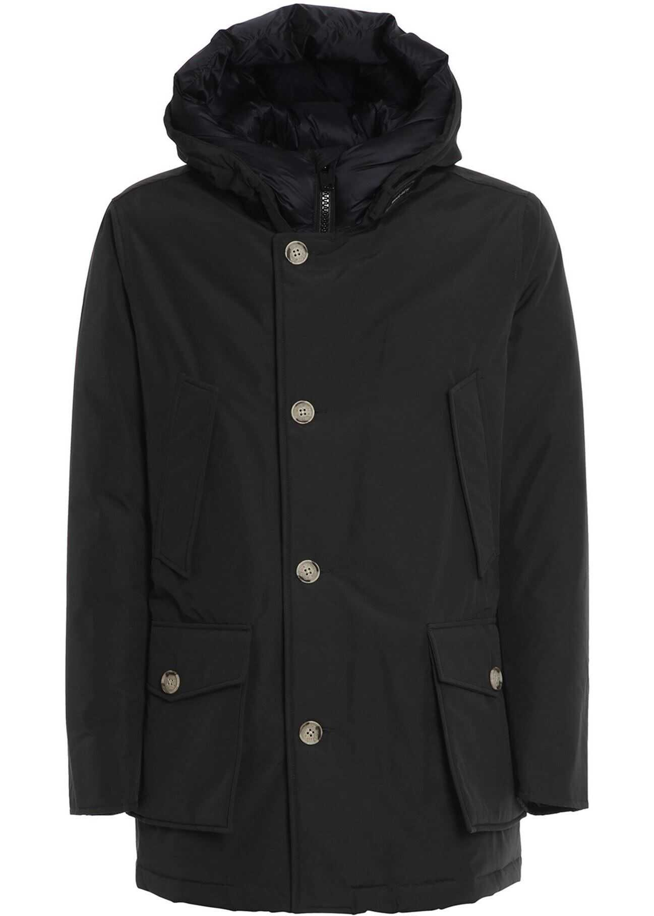 Woolrich Arctic Parka In Grey Grey imagine