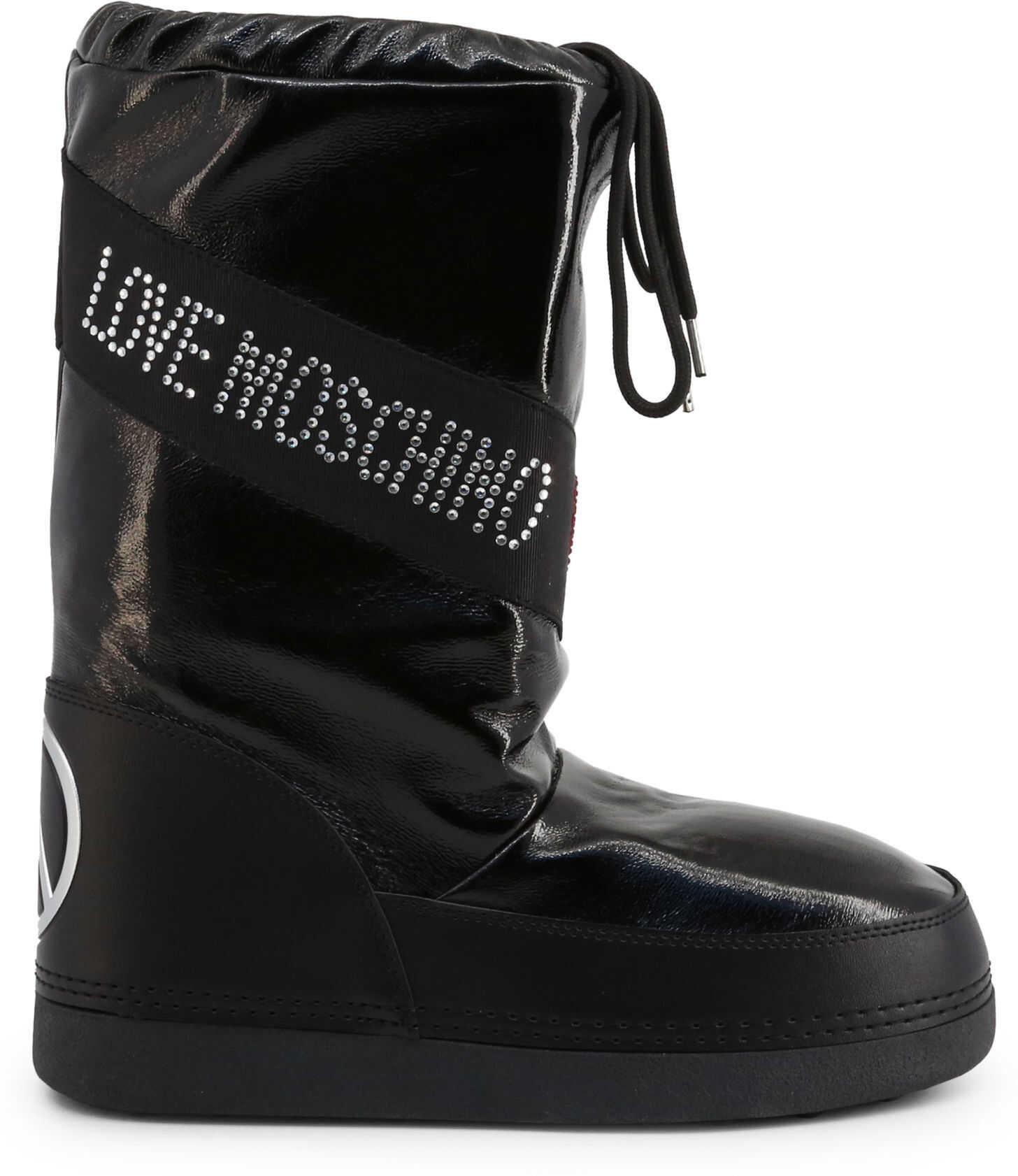 LOVE Moschino Ja24022G1Biw BLACK imagine b-mall.ro