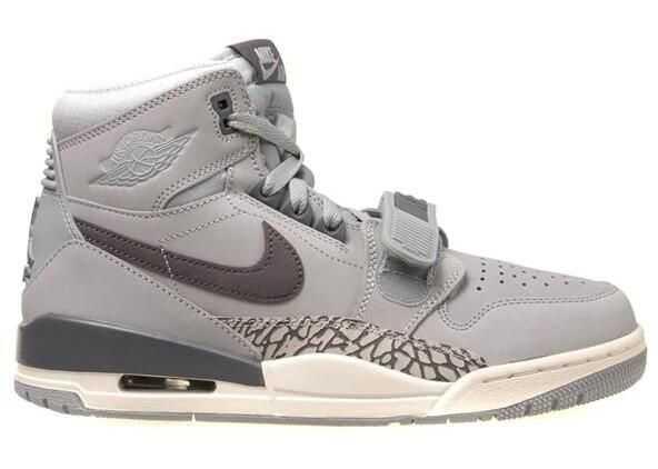 Nike Air Jordan Legacy 312 Grey imagine b-mall.ro