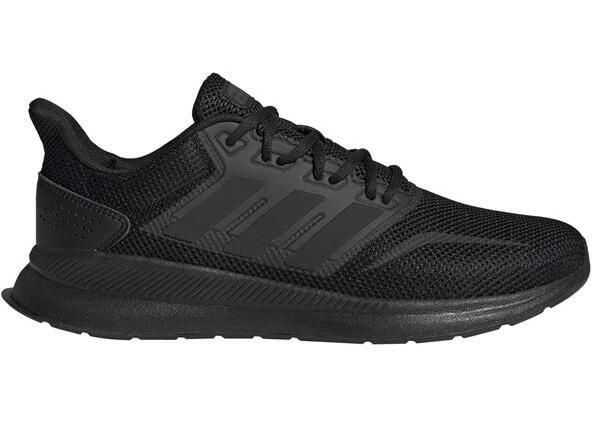 adidas Runfalcon Black imagine b-mall.ro