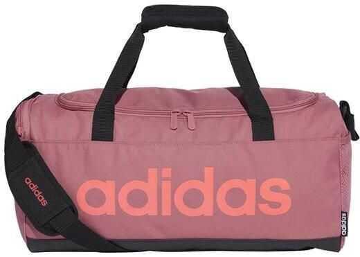 adidas Lin Duffle S Pink imagine b-mall.ro