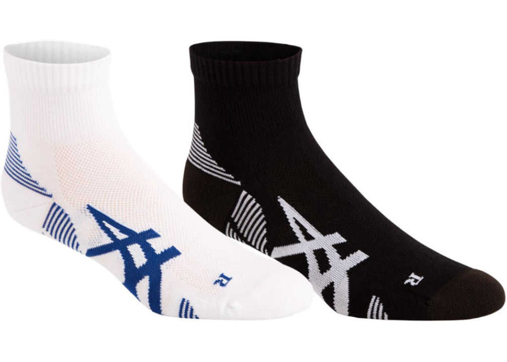 ASICS 2PPK Cushioning Sock White imagine