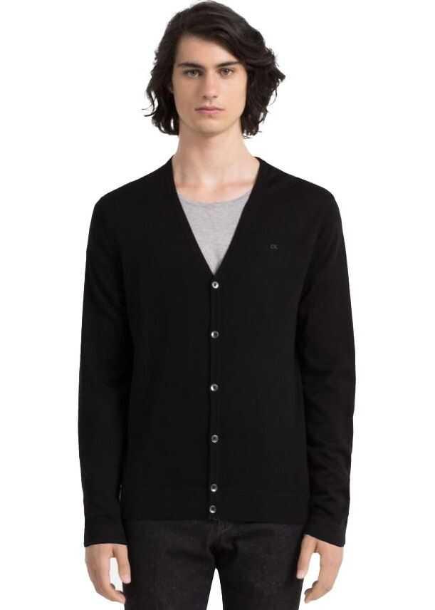 Calvin Klein Cardigan K30K300240 Black imagine