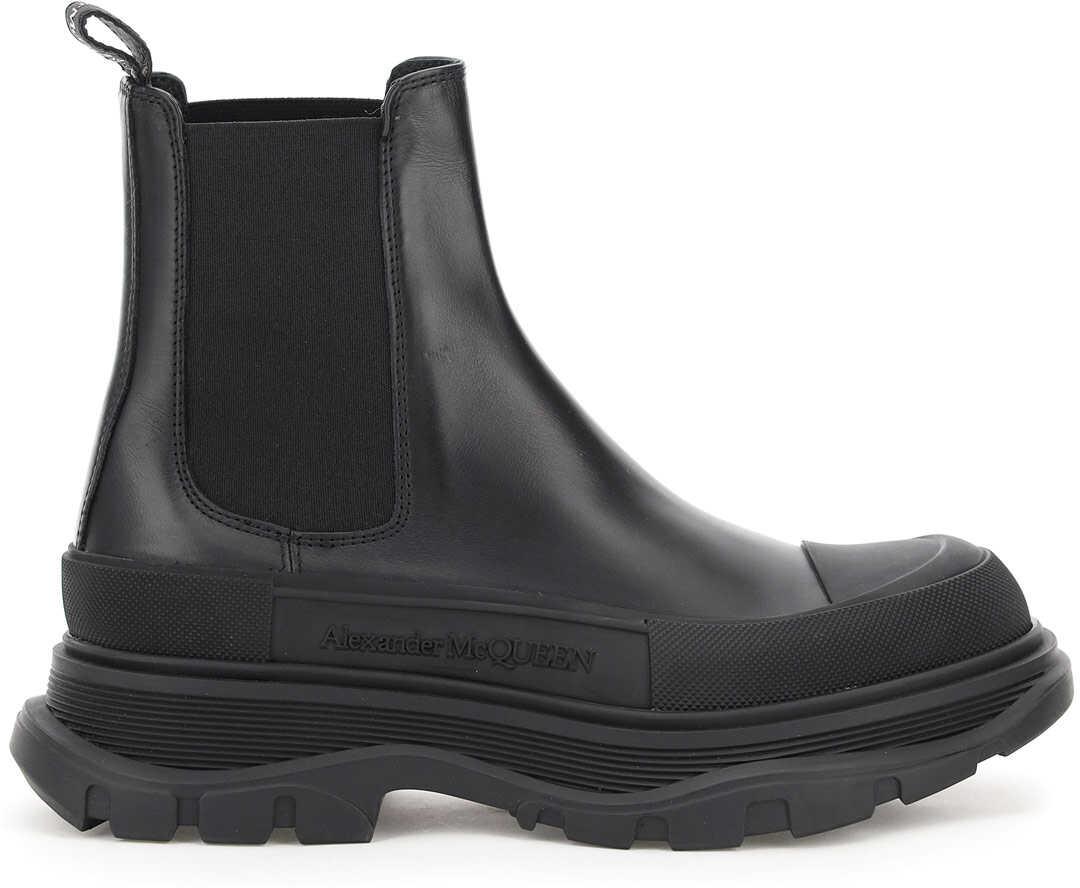 Tread Sleek Chelsea Boots