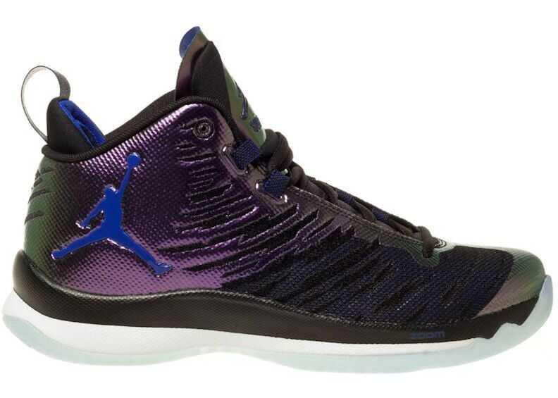 Nike Jordan Super Fly 5 Black imagine b-mall.ro