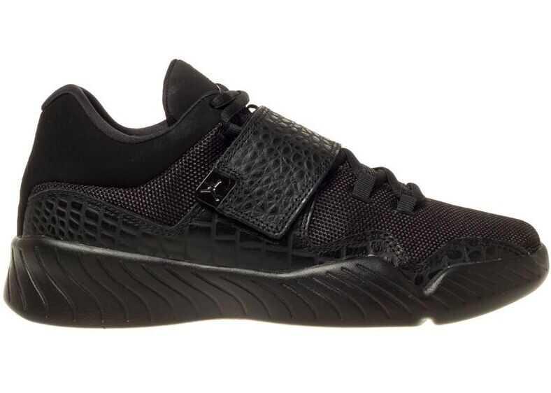 Nike Jordan J23 Black imagine b-mall.ro