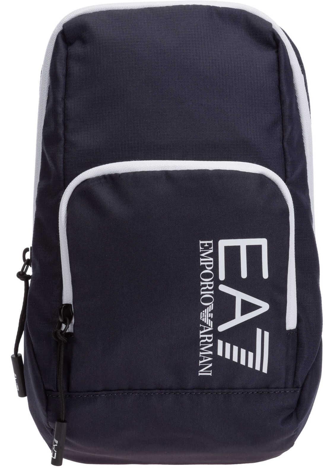EA7 Shoulder Bag 275970CC98001938 Blue imagine b-mall.ro