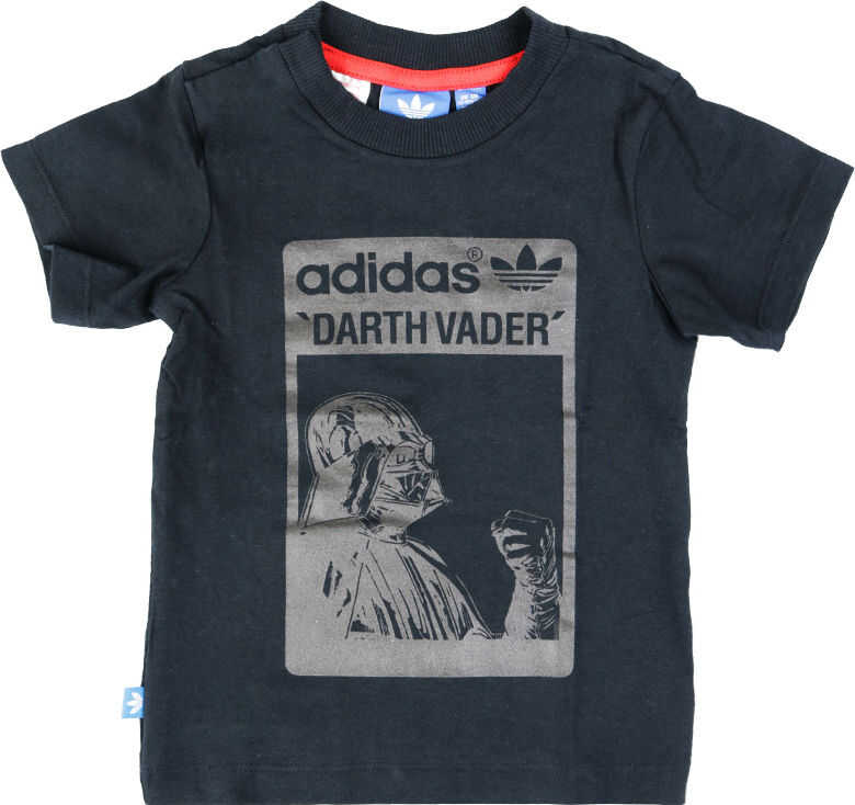adidas Star Wars Kids T-Shirt* Black