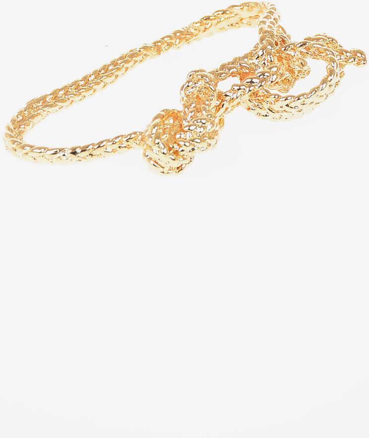 Maison Margiela MM11 Braided Handbracelet GOLD