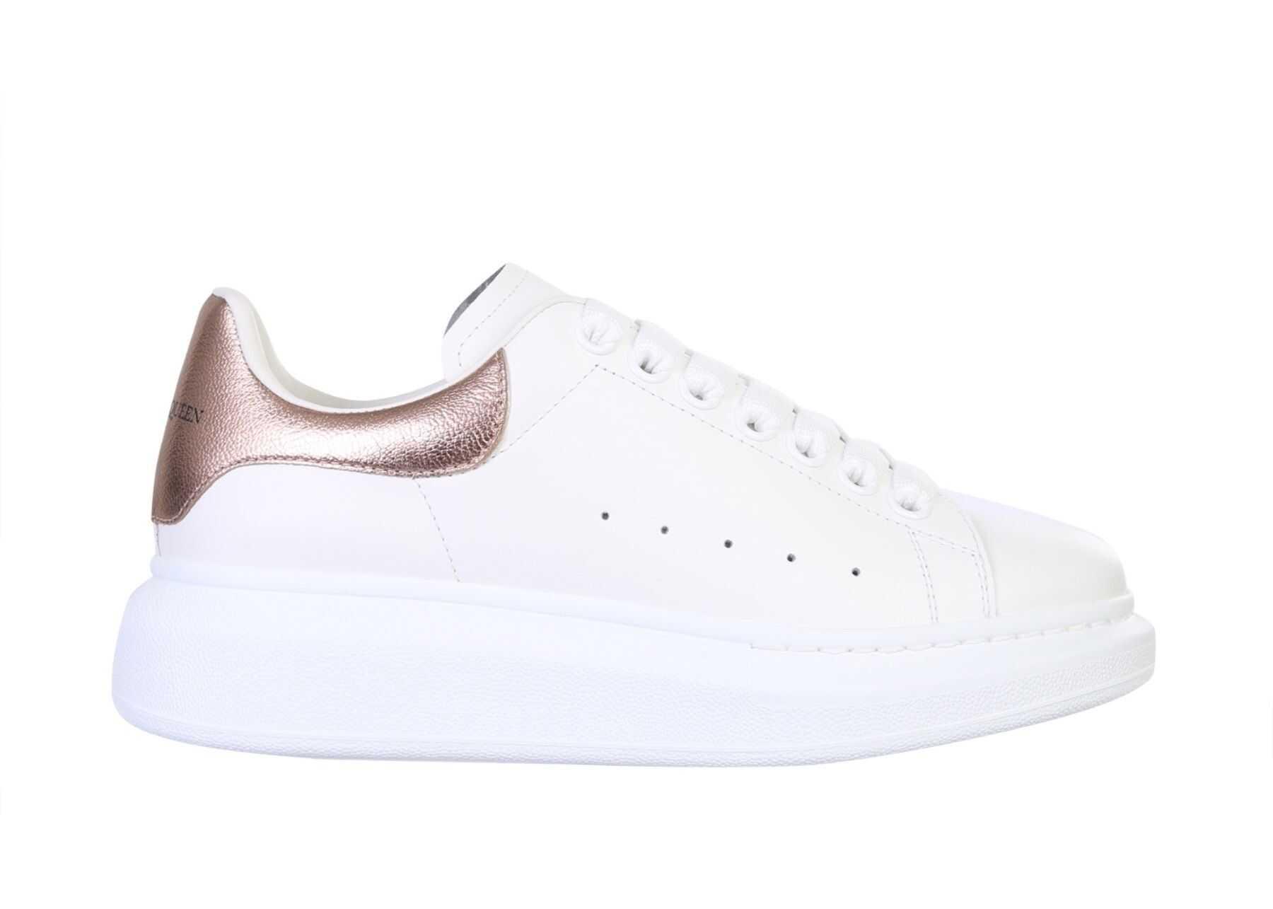 Alexander McQueen Oversize Sneakers* WHITE