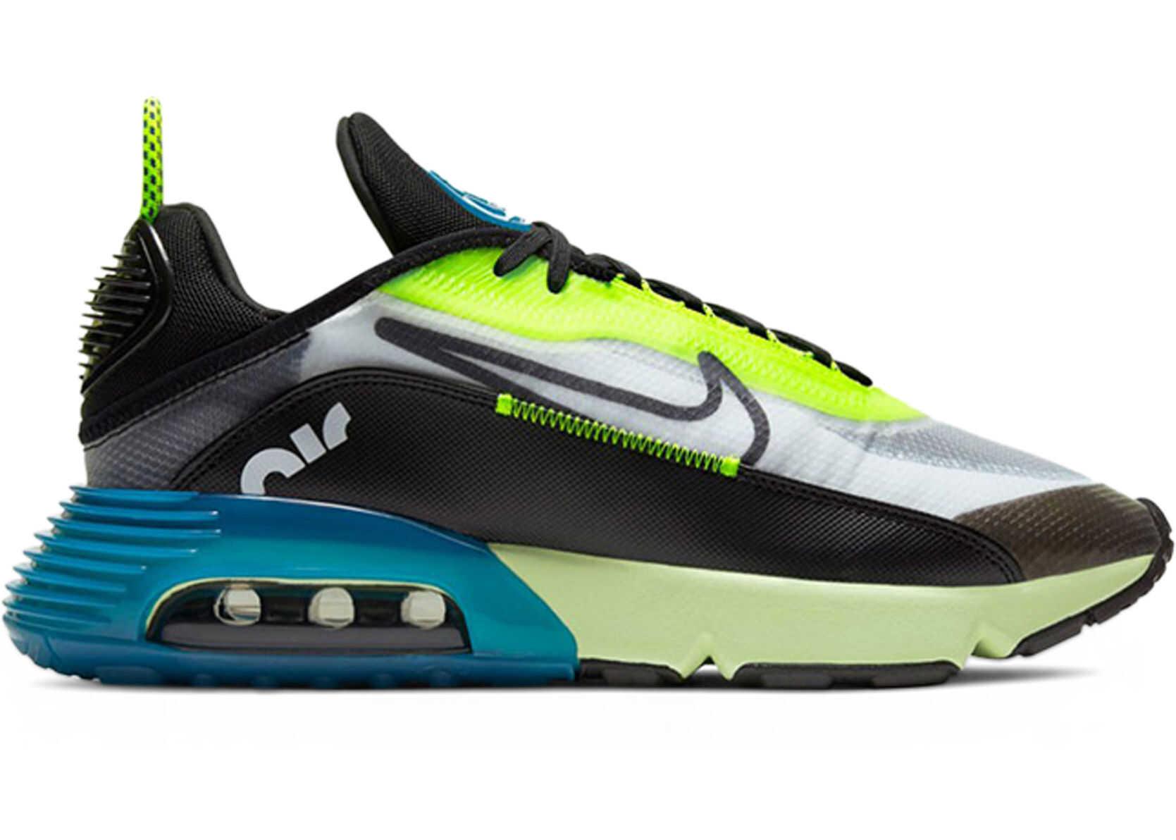 Nike Airmax2090 WHITE imagine b-mall.ro
