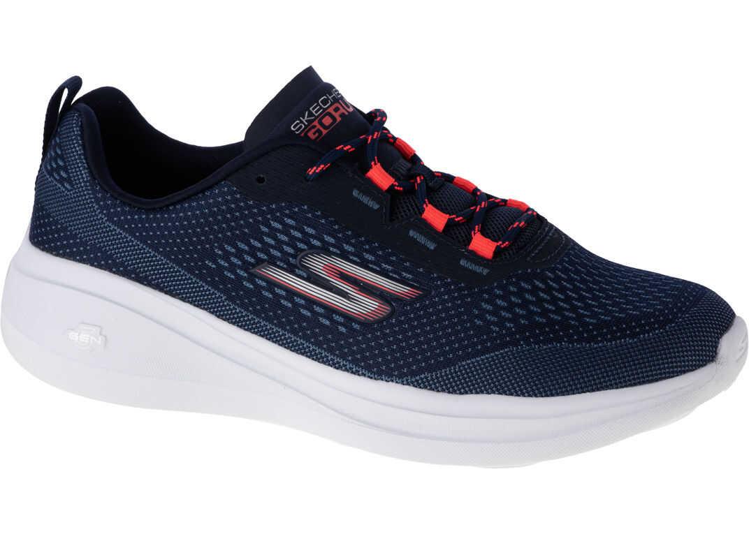 SKECHERS Go Run Fast-Laser Blue imagine b-mall.ro