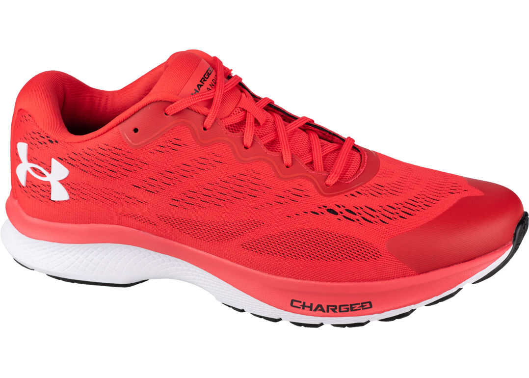 Under Armour Charged Bandit 6 Red imagine b-mall.ro