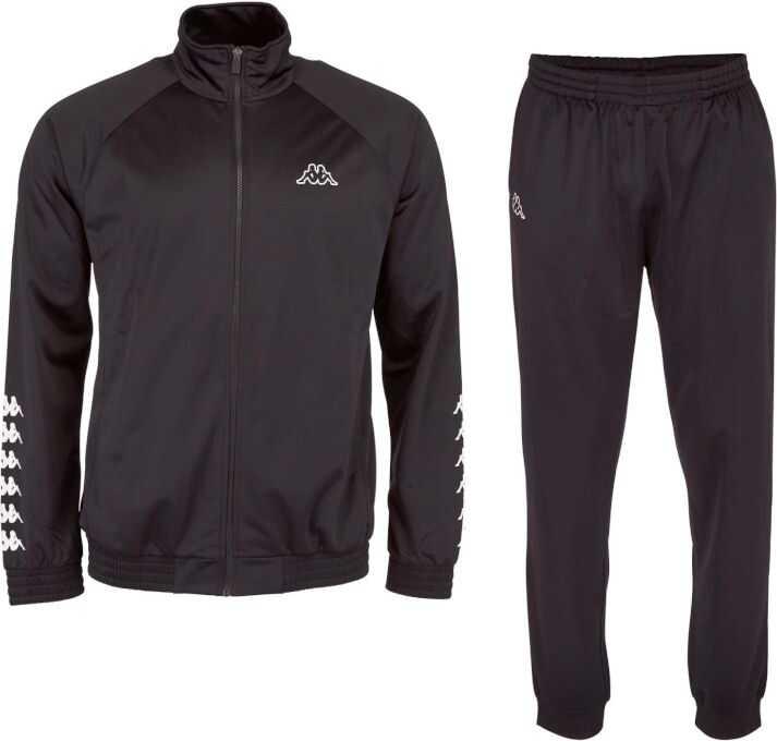 Kappa Till Training Suit Black imagine
