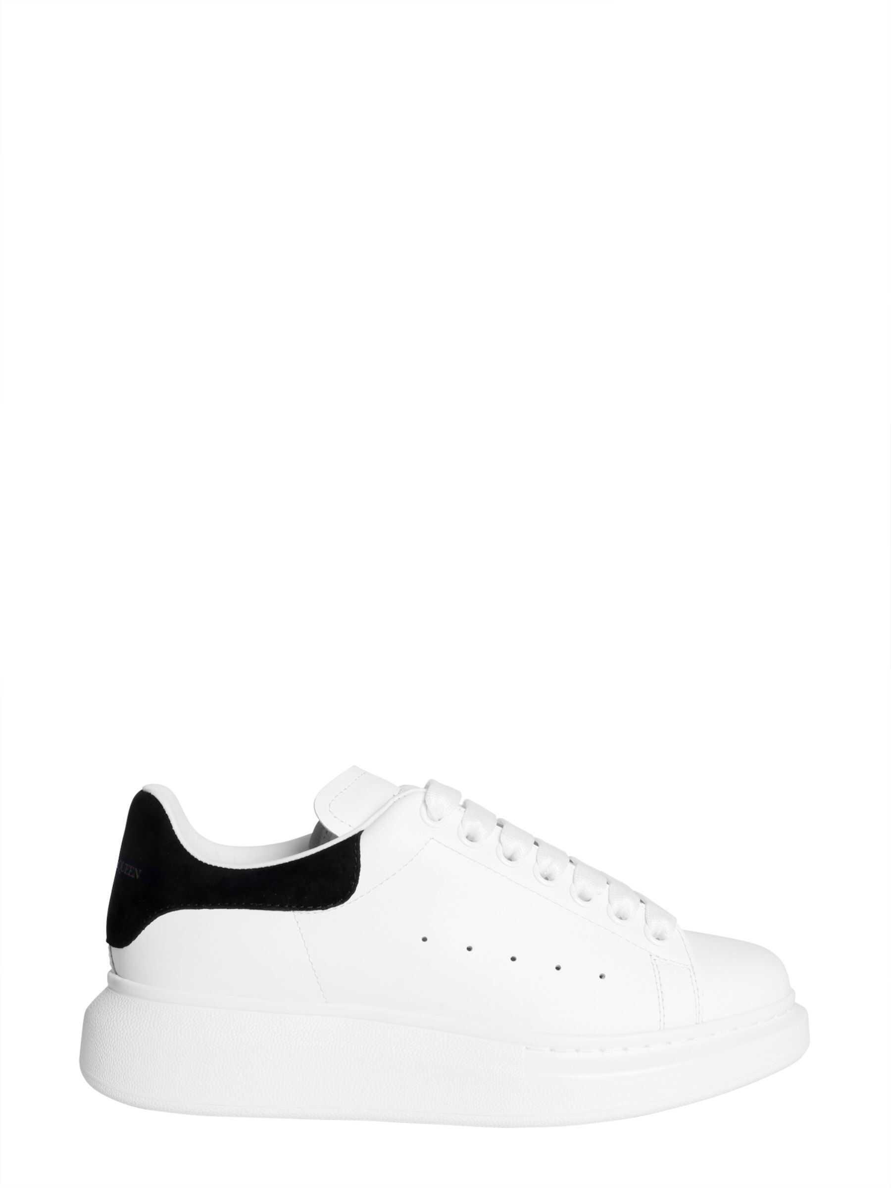 Alexander McQueen Oversize Sneaker* WHITE