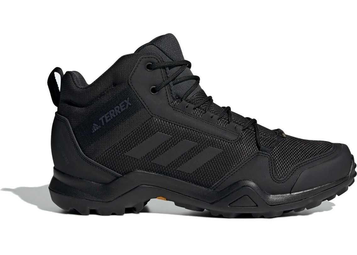 adidas Terrex AX3 Mid GORE-TEX BC0466 Black imagine b-mall.ro