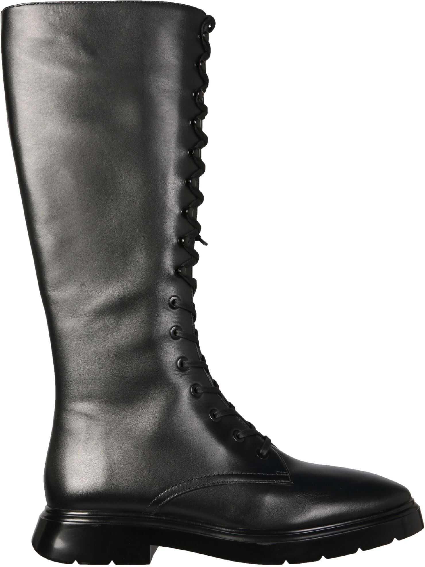 Stuart Weitzman Mckenzie Boot MCKENZIE_SMOBLK BLACK imagine b-mall.ro