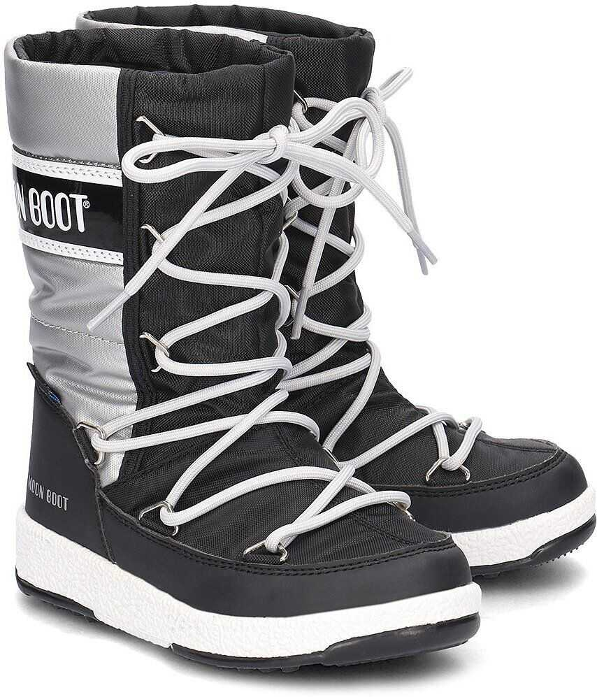 Moon Boot We Quilted* Czarny
