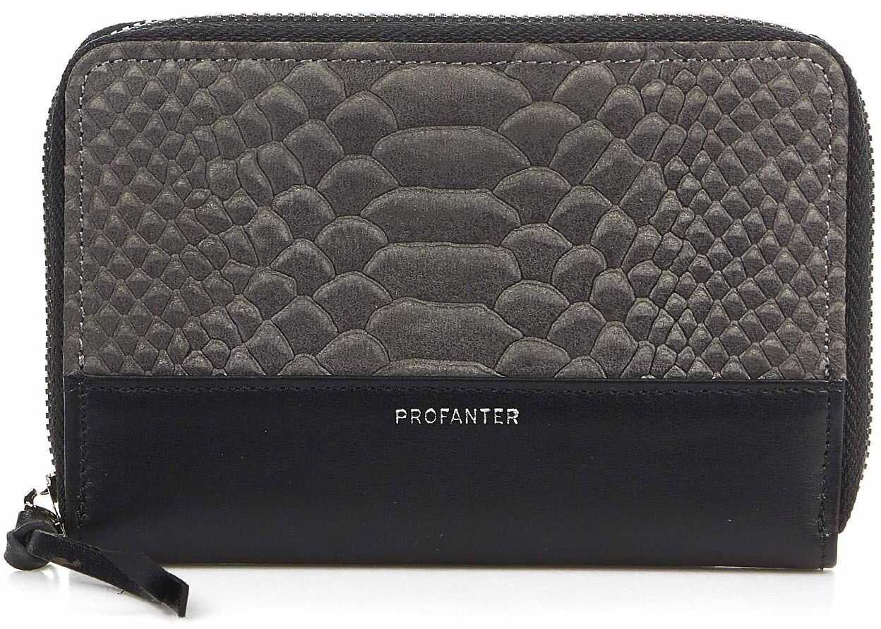 """Wallet in reptile leather """"Alice"""""""
