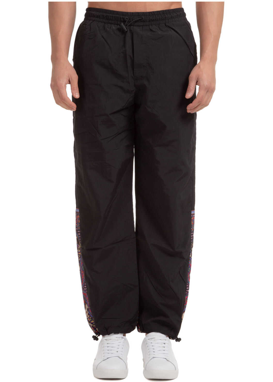Versace Jeans Couture Tracksuit Trousers Black imagine