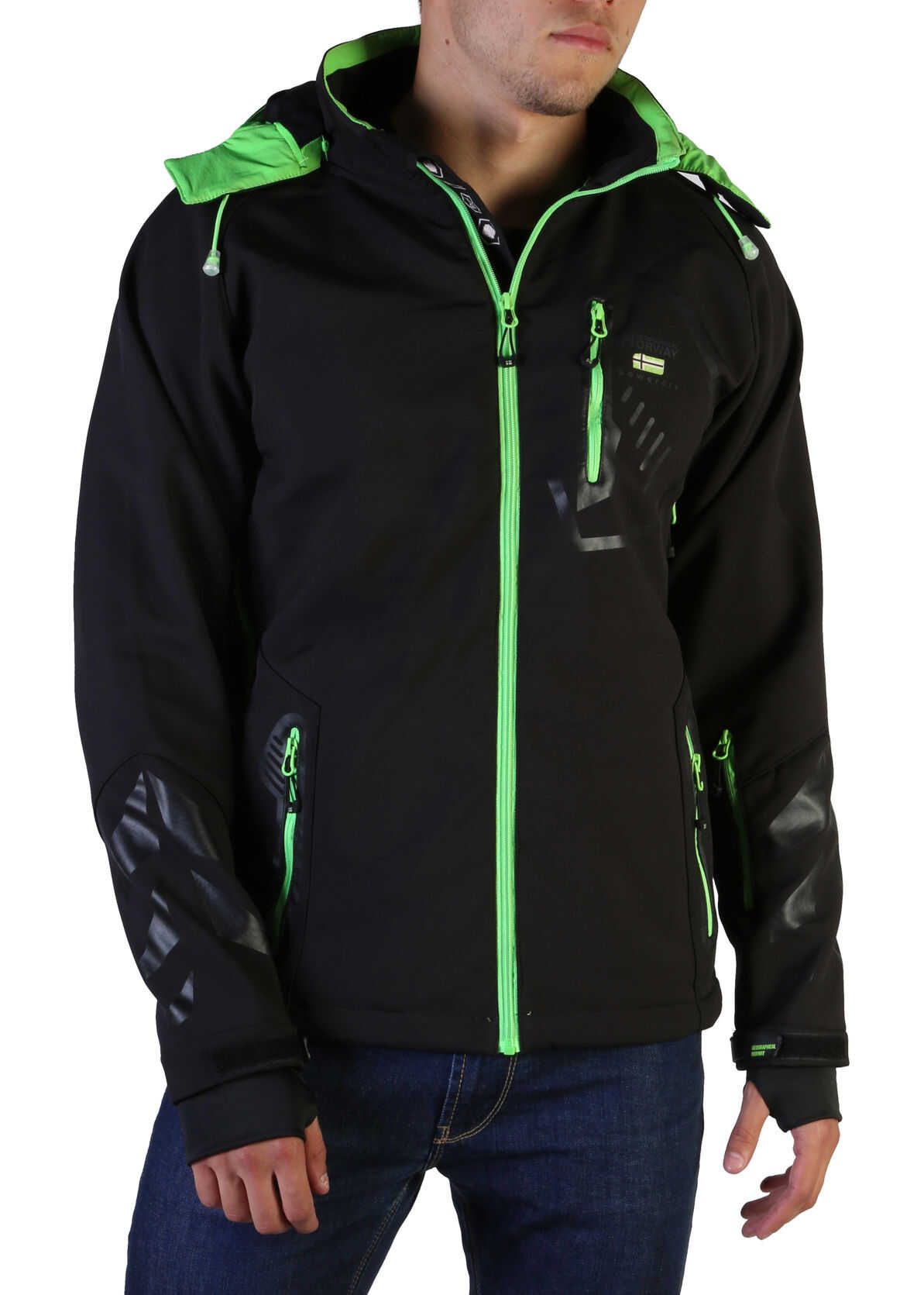Geographical Norway Tranco_Man* BLACK