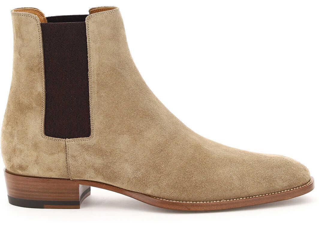 Wyatt 30 Suede Boots