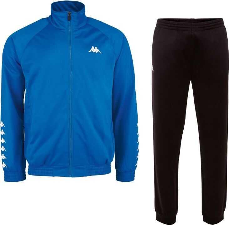 Kappa Till Training Suit Blue imagine