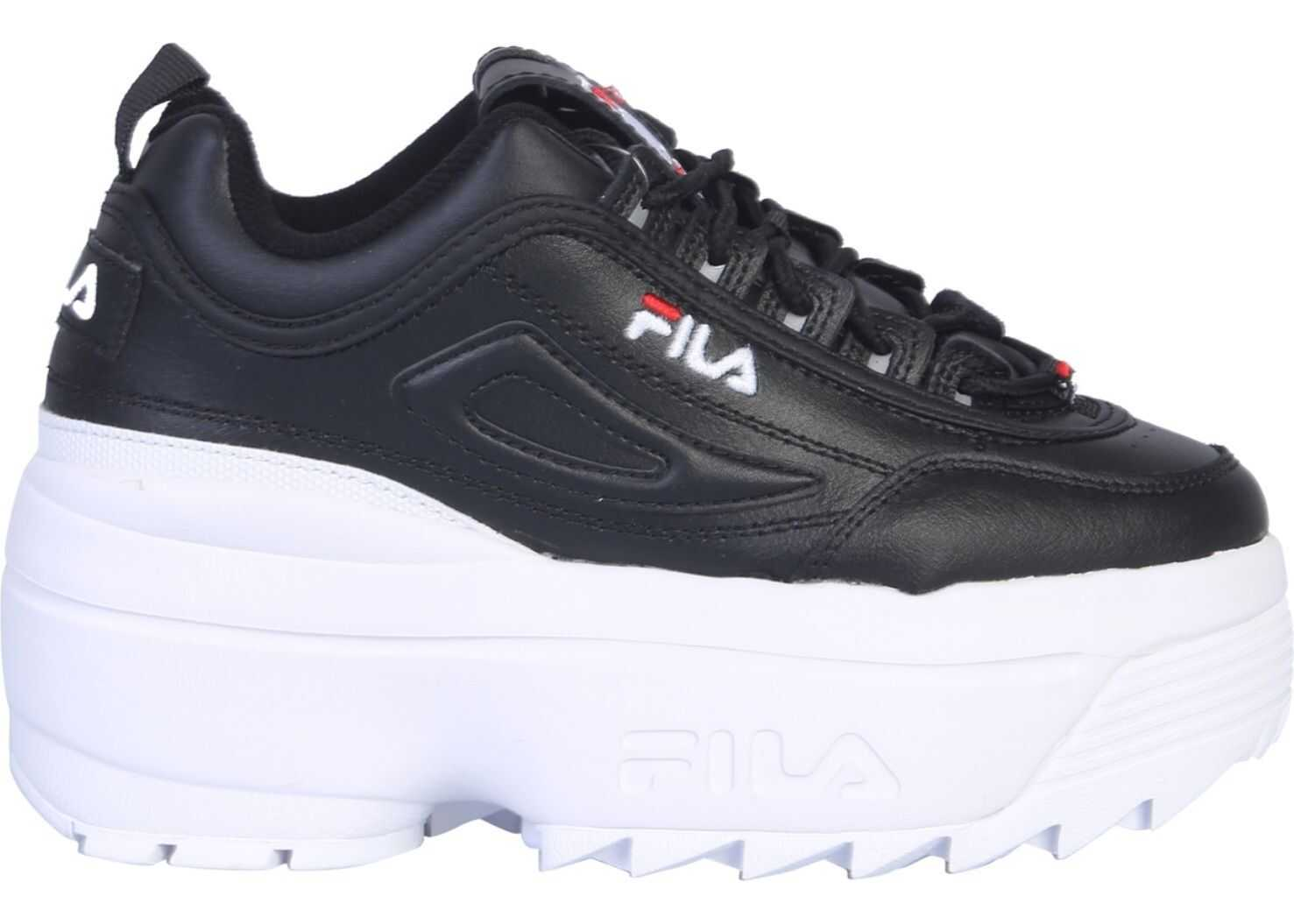 Fila Disruptor Ii Wedge Sneaker* BLACK