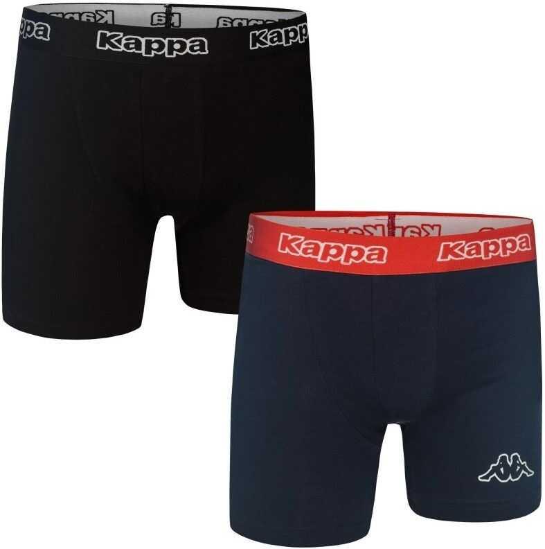 Kappa Set 2 bucati boxeri 891199-002 Multicolour imagine