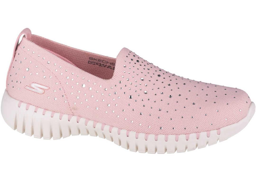 SKECHERS Go Walk Smart-Bedazzle Pink imagine b-mall.ro