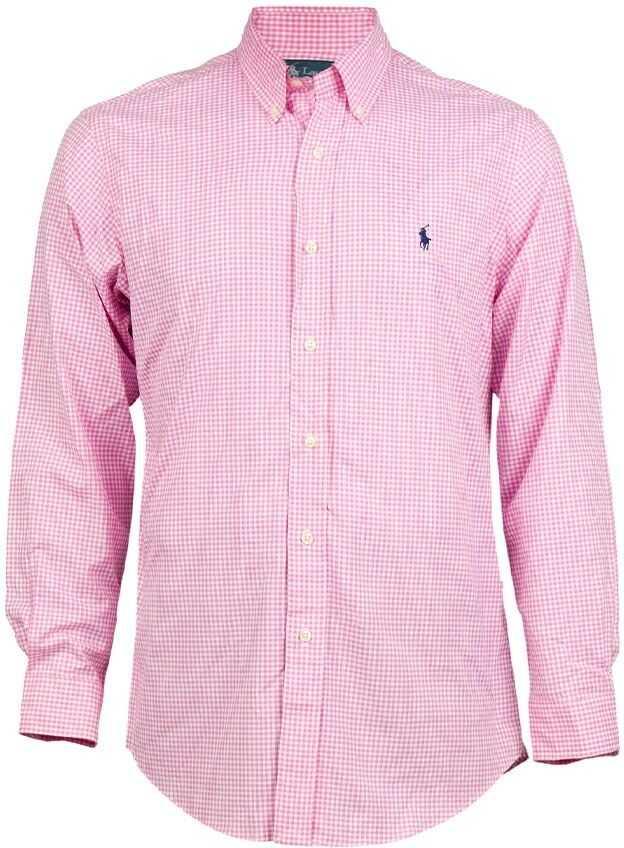 Ralph Lauren Shirt 1553233 Pink