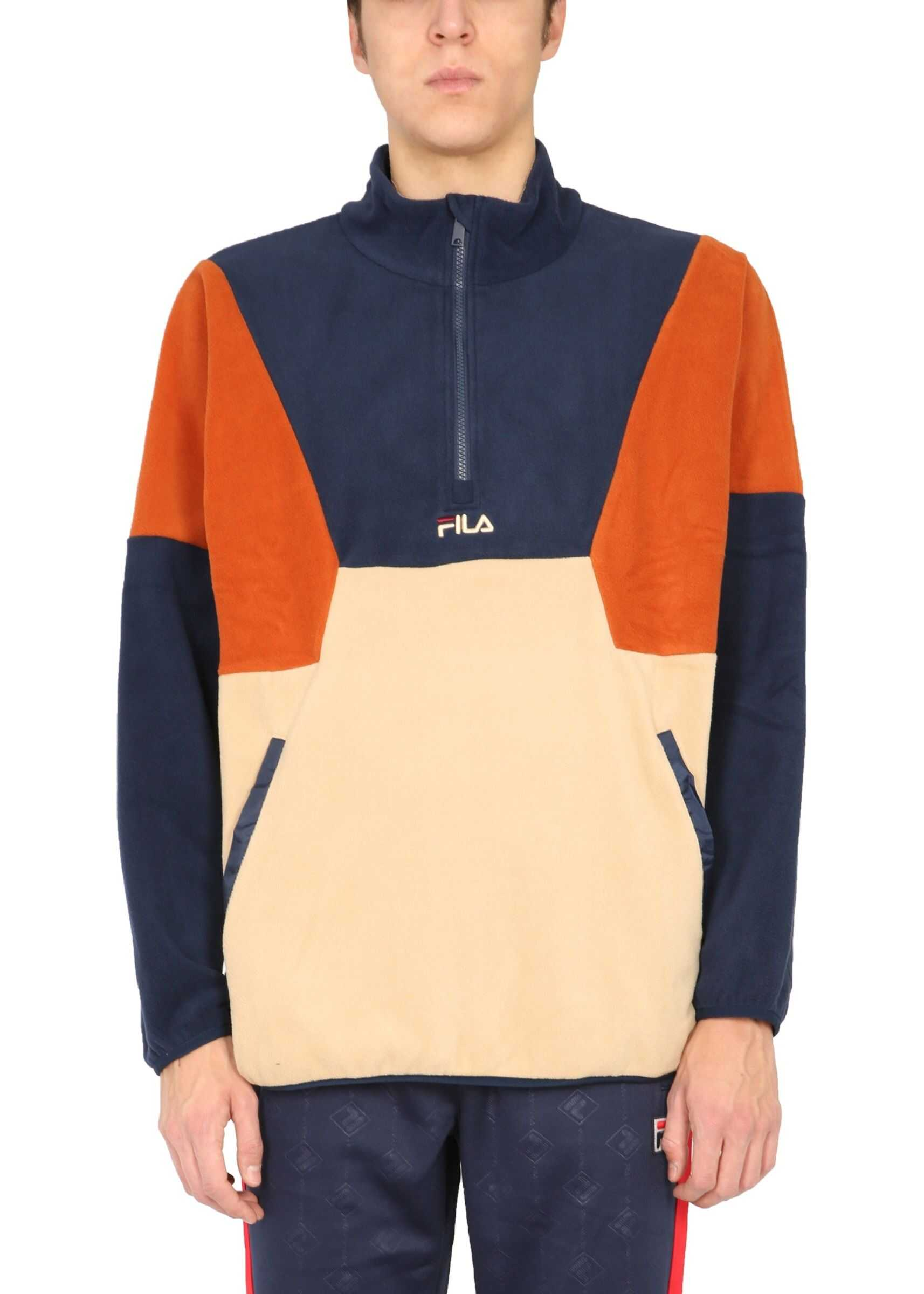 Fila Fleece Sweatshirt MULTICOLOUR imagine