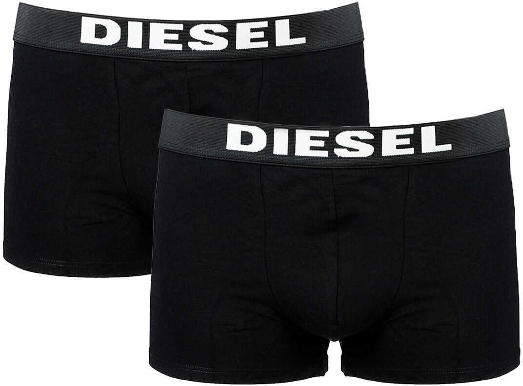 Diesel 2-Pack 00S9T9 Czarny imagine