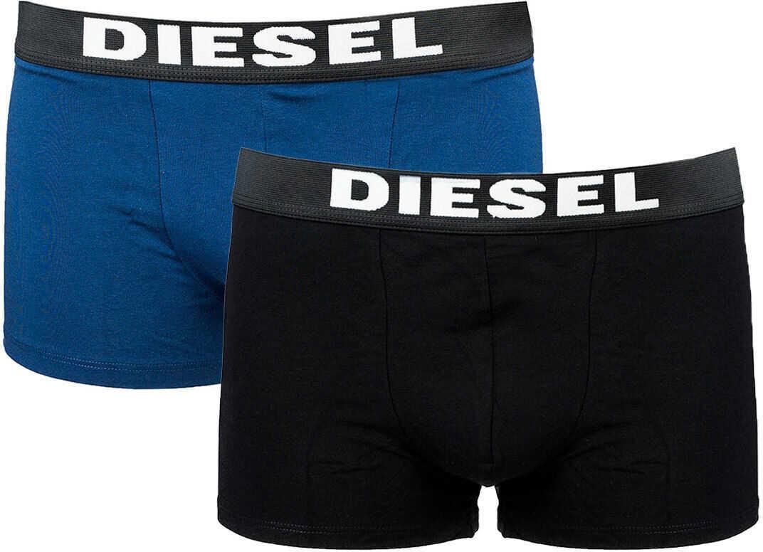 Diesel 2-Pack 00S9T9 Czarny/Granatowy imagine