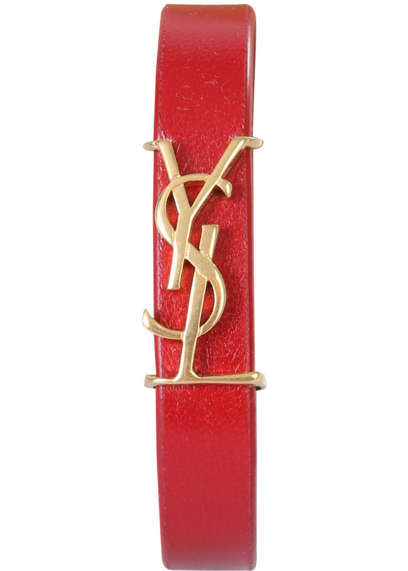 Saint Laurent Opyum Bracelet RED