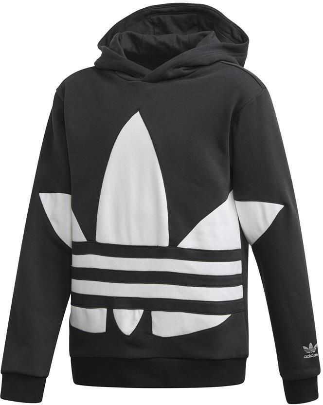 adidas Bg Trefoil Hood* Black