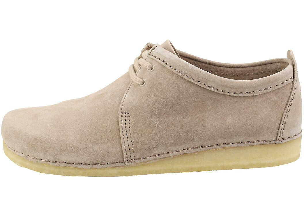 Clarks Ashton Casual Shoes In Sand* Tan