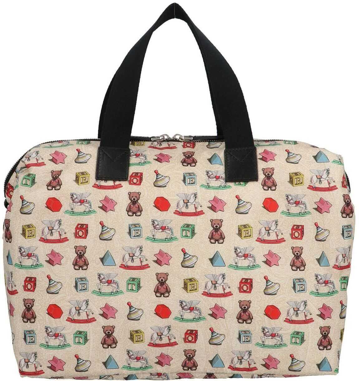 ETRO Etro Toys Handbag In Multicolor 1I0268504800 Cream imagine b-mall.ro