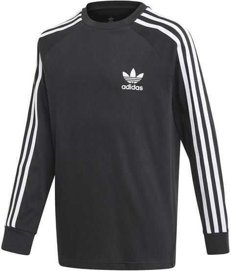 adidas 3Stripes Ls* Black