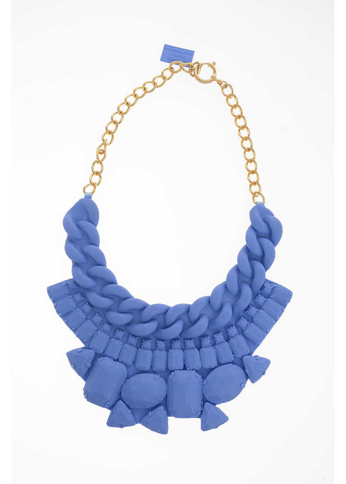 XIAOLI Silicon Necklace with Chain Closure