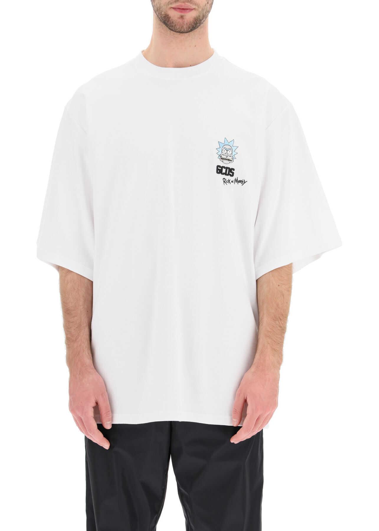 X Rick And Morty T-Shirt