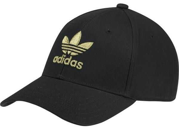 adidas Ac Gold Bb Cap* Black