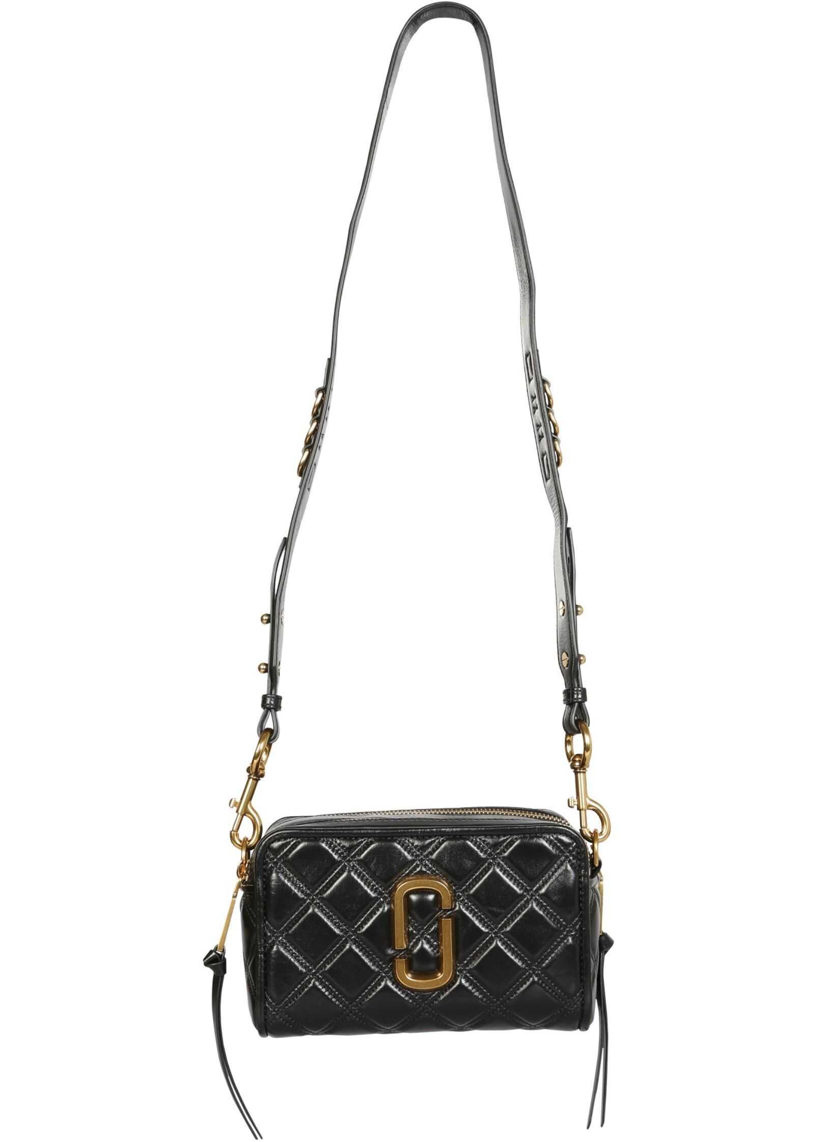 Marc Jacobs The Softshot 21 Bag M0015419_065 BLACK imagine b-mall.ro