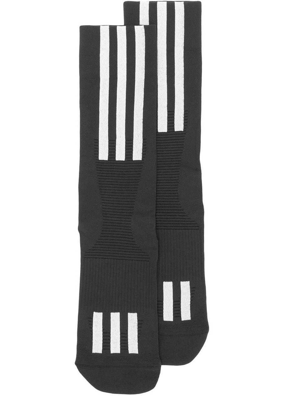 adidas Y-3 Three Stripes Socks DY9381 Black imagine