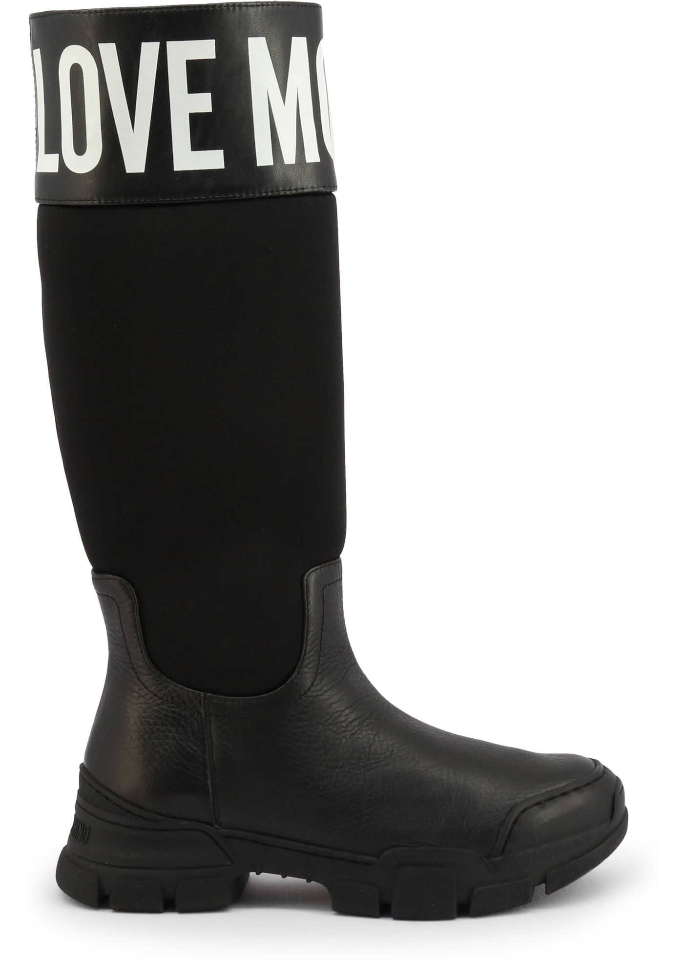 LOVE Moschino Ja15594G0Bjb BLACK imagine b-mall.ro